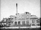 De zuivelfabriek in 1908